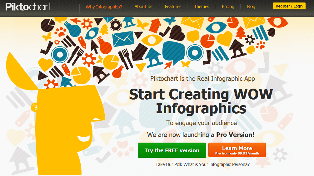 Make your own infographics for free – ICTEvangelist