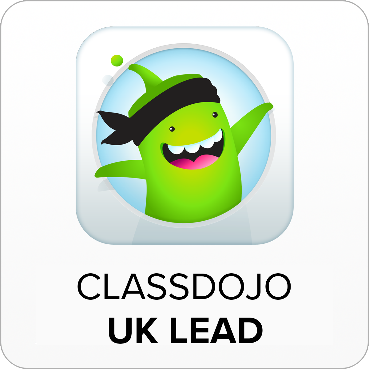 ClassDojo UK Lead badge