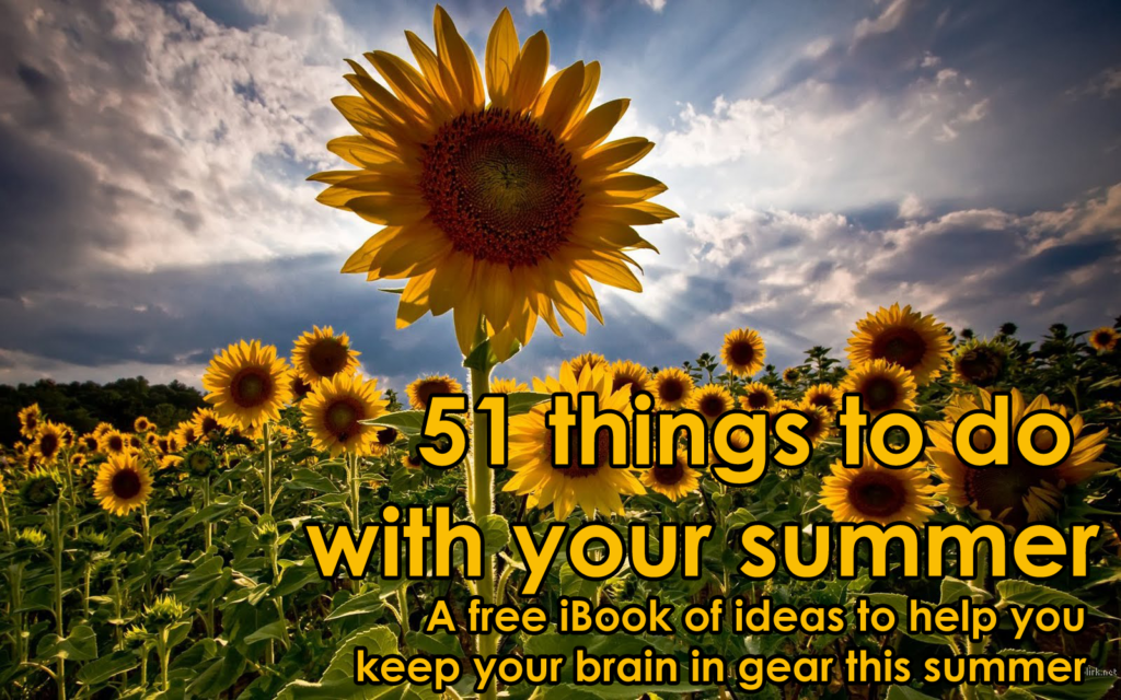 51 things to do with your summer