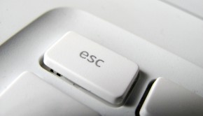 escape key apple