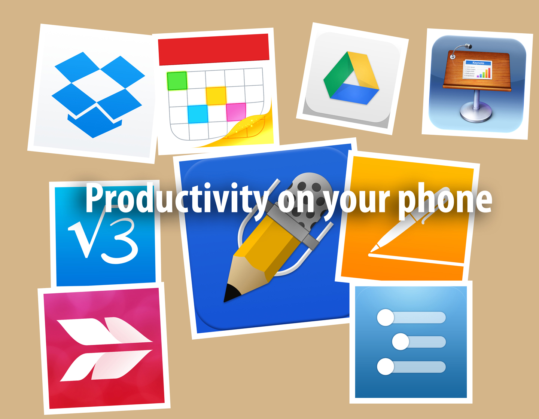 phoneproductivity