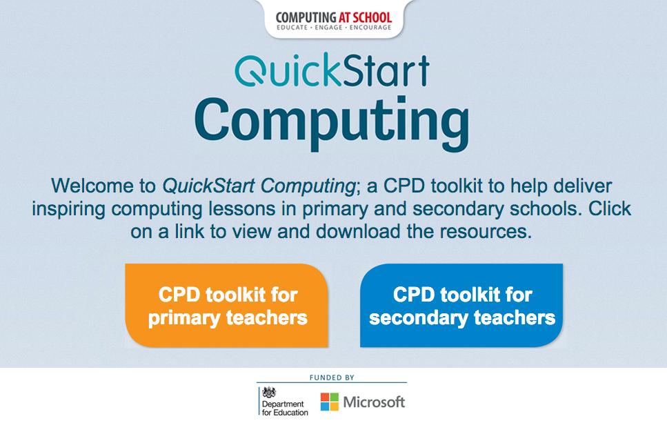 Quick Start Computing
