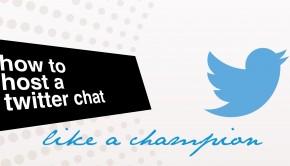 Host Twitter like a champion