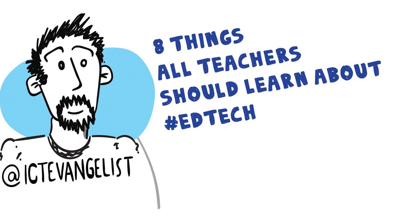 Allthingslearning: 8 Things All Teachers Should Learn