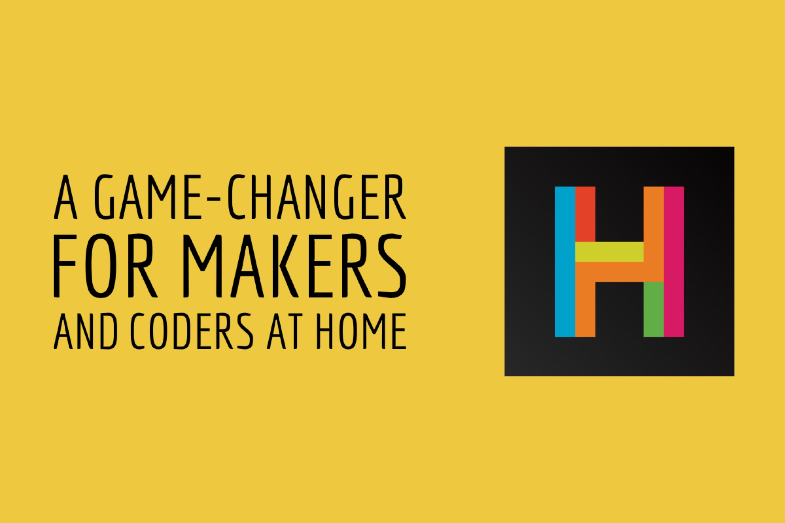 A game-changer for makers and coders at home – ICTEvangelist
