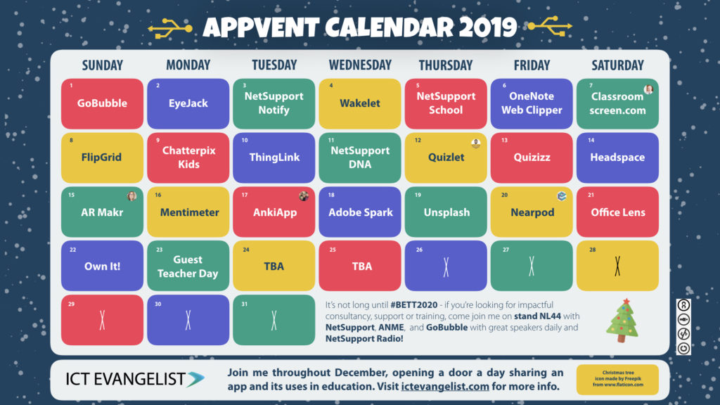 AppVent Calendar - Day 22