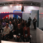 Panorama of the Digital Leader Learn Live audience