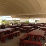 Lunch area