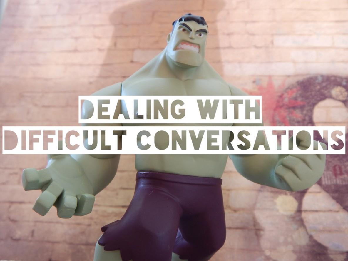 Dealing with difficult conversations – ICTEvangelist