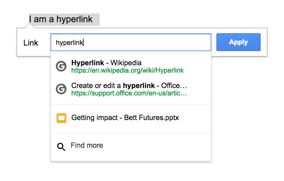 Add A Hyperlink Ictevangelist